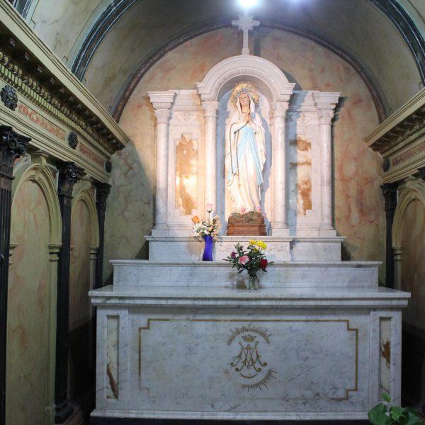 Parroquia San Lorenzo Martir